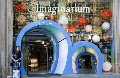 Imaginează-ți Imaginarium