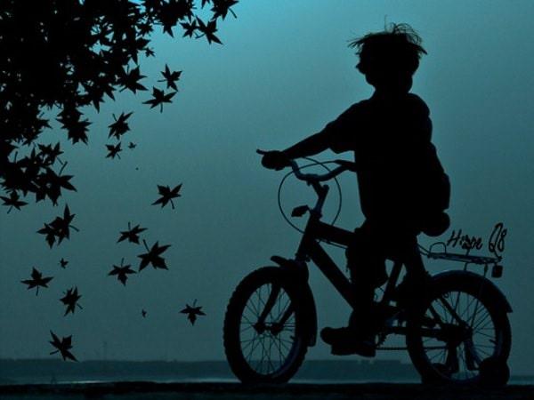 Vedem lumința de la capătul bicicletei