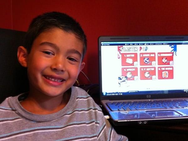 La șapte ani vine cu idei de aplicații