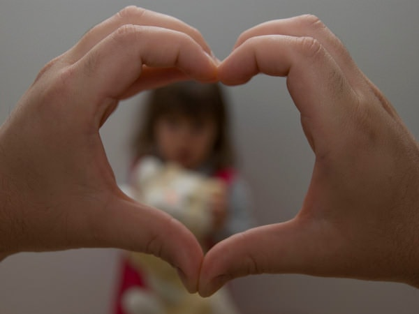 Cum văd copiii dragostea?