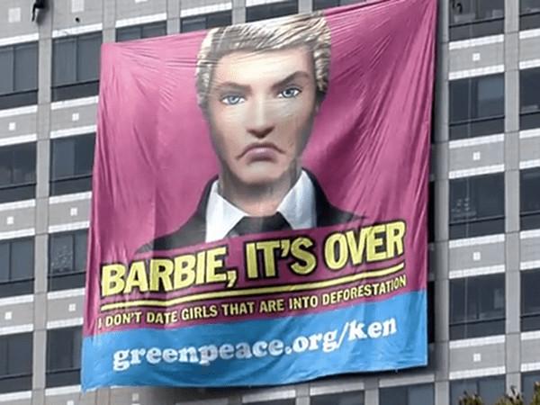 Barbie este eco!