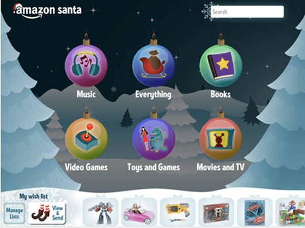 Aplicatie Amazon