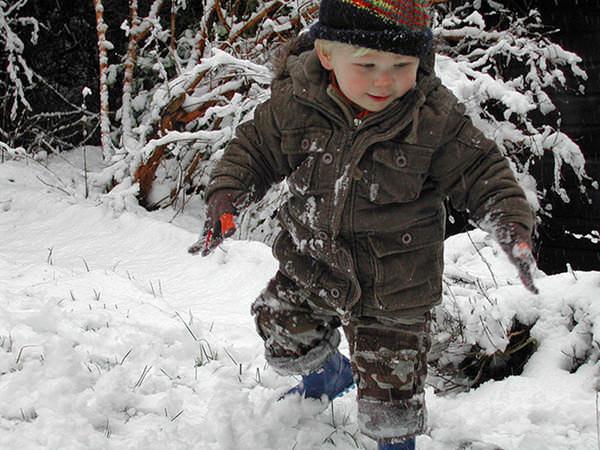 Serbăm Ziua Mondială a Zăpezii