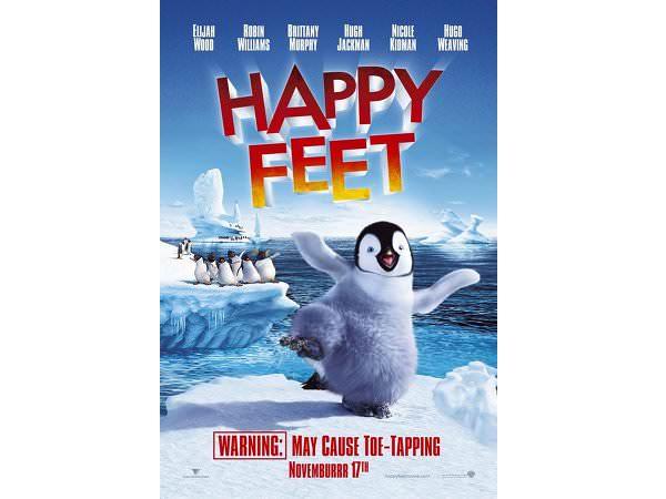 Happy Feet 2 – dansăm şi cântăm cu pingiunii