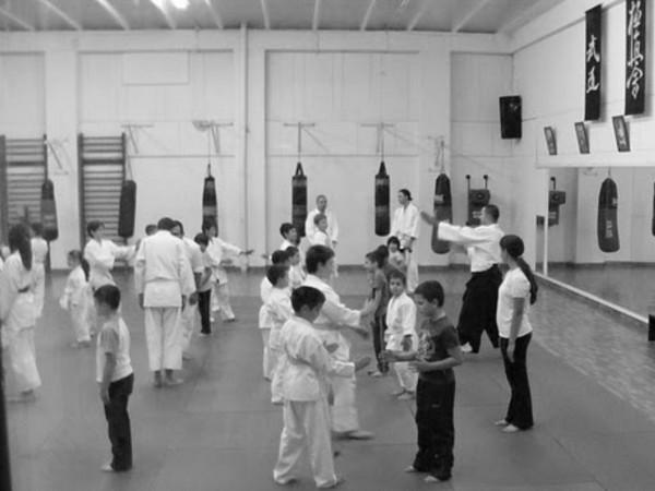 Un altfel de sport: aikido