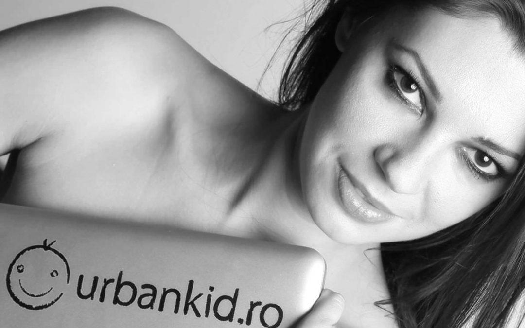 E fun să fii sexy: Ingrid Solcanu, mămică veselă, încrezătoare și foarte frumoasă