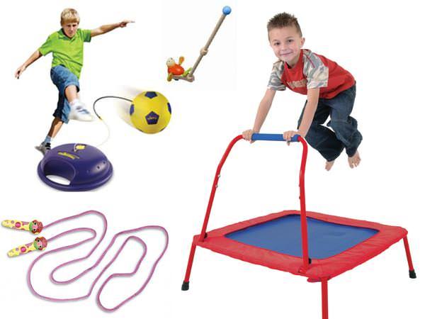"""Copiii """"în formă"""" îndrăgesc aceste jucării"""