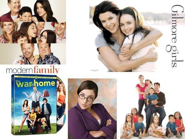 6 seriale cu familii