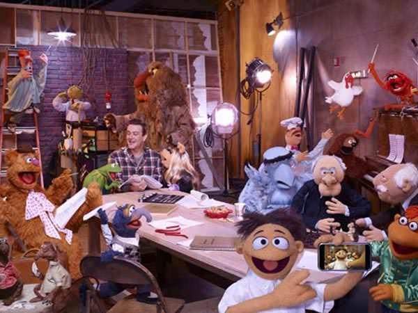 Păpuşile Muppets ne pregătesc un spectacol