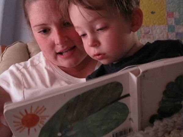 Preşcolarii şi lectura acelorași cărţi