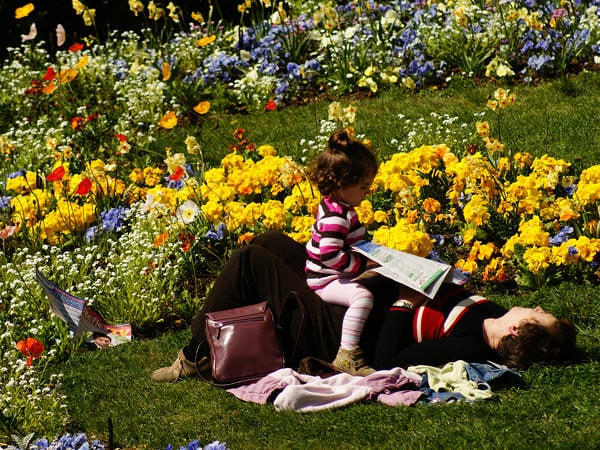 Activități prin care serbăm venirea primăverii