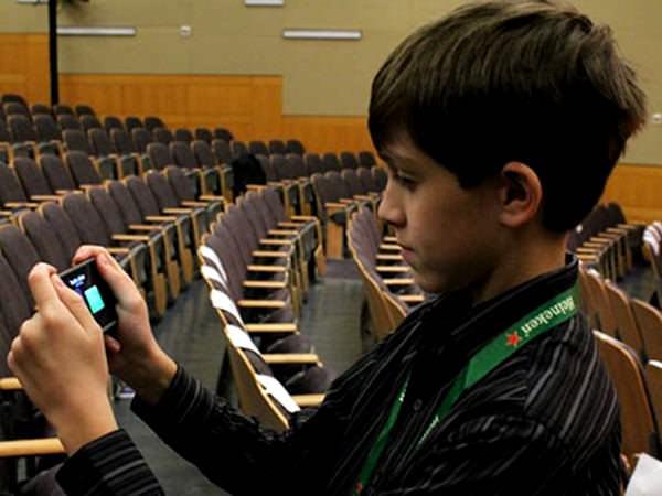 dezvoltator de aplicatii la 12 ani