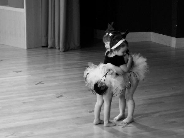 Cursuri de… prebalet pentru viitoarele balerine