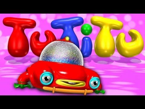 """Playlist: TuTiTu – Season 1 – """"The toys come to life"""" (13 videos, 39:13)"""