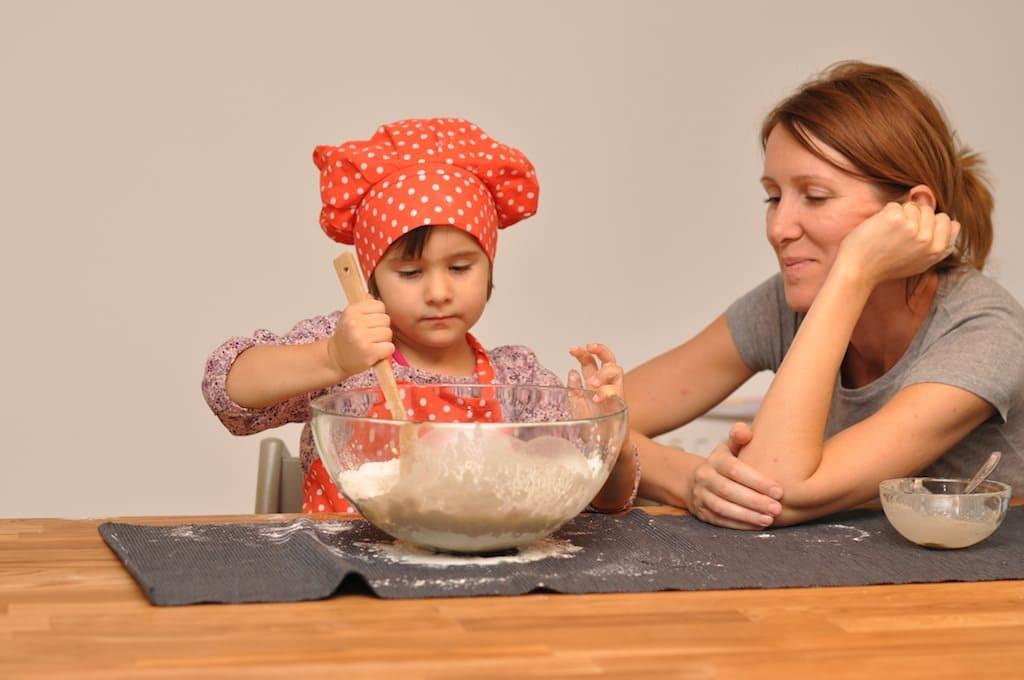 Joacă și bucătăreală, cu Smaranda – Misiune (aproape) imposibilă: pâinea