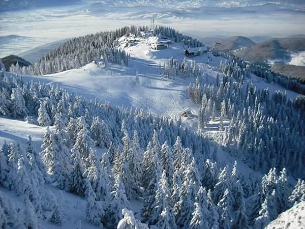 Poiana Brasov – munte pentru 4 anotimpuri