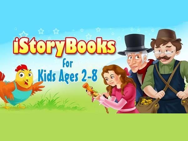 Aplicația care ne aduce cărți pentru copii pe telefon