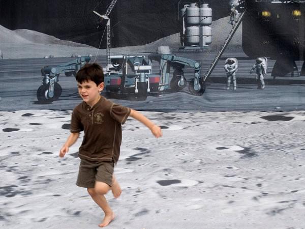 Copiii pot vedea fotografii din spațiu, prin intermediul ISS EarthKAM