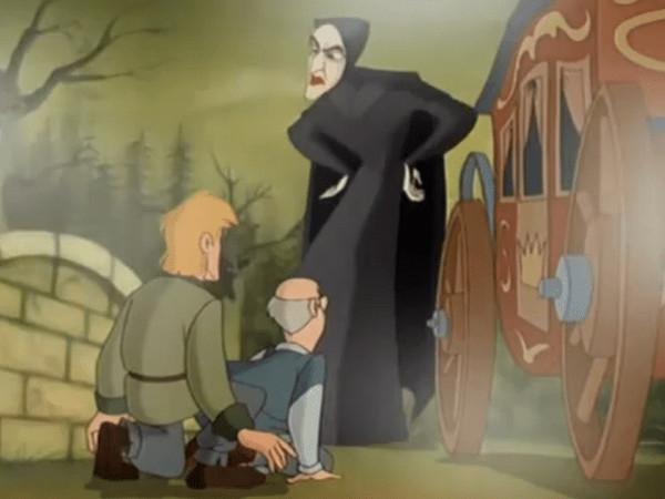 Desenele animate de la mijloc de săptămână: Regele Broască