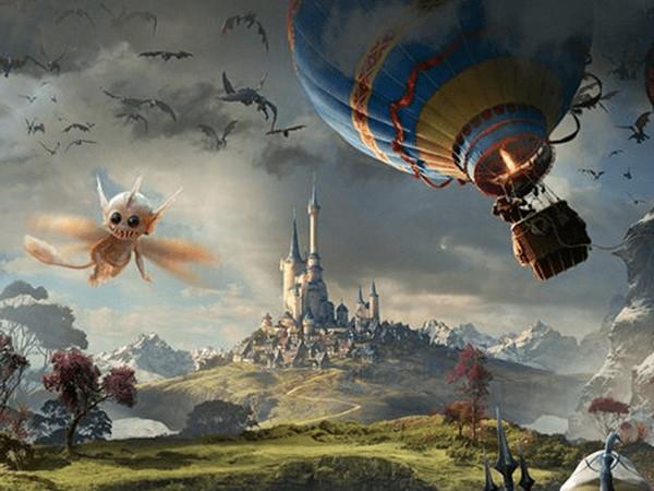 Grozavul şi puternicul Oz, film cu vrăjitoare și magie pentru copii