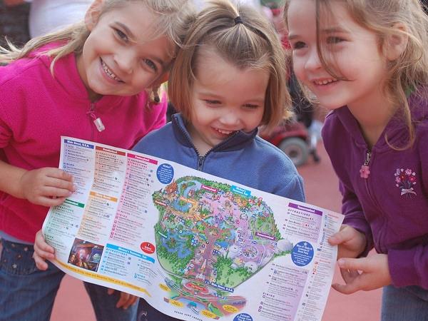 Cum înveți și te joci cu hărțile