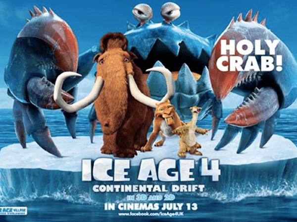 De văzut: Ice Age 4: Continental Drift