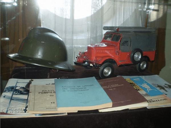 Pompierii au muzeul lor și ne invită să-l vedem