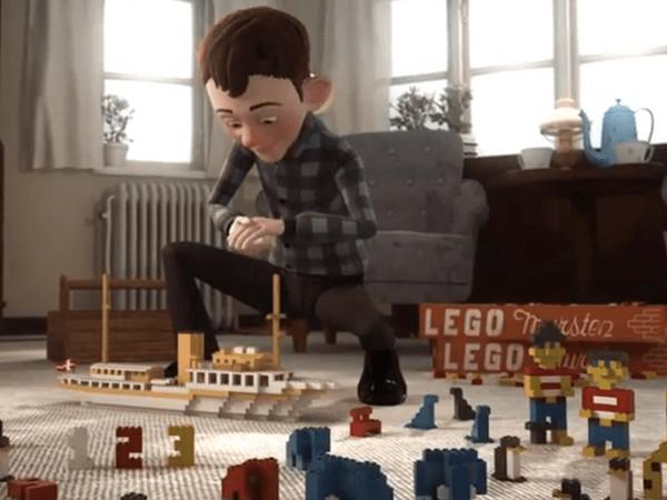 Povestea Lego