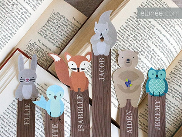 Semne de carte haioase pentru cărți dragi