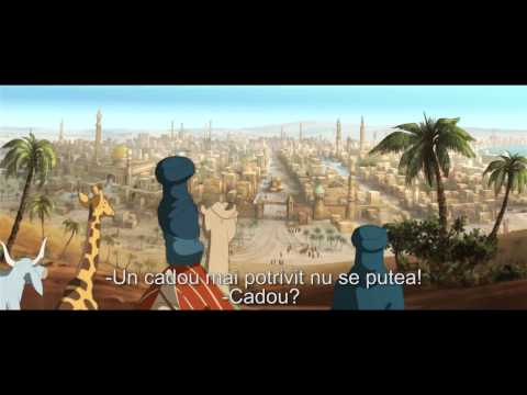 Trailer Zarafa