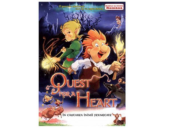 Desene animate: În căutarea inimii fermecate