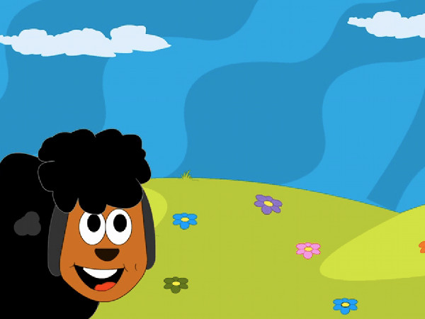 Cântec și desen animat cuminți, pentru copii mici