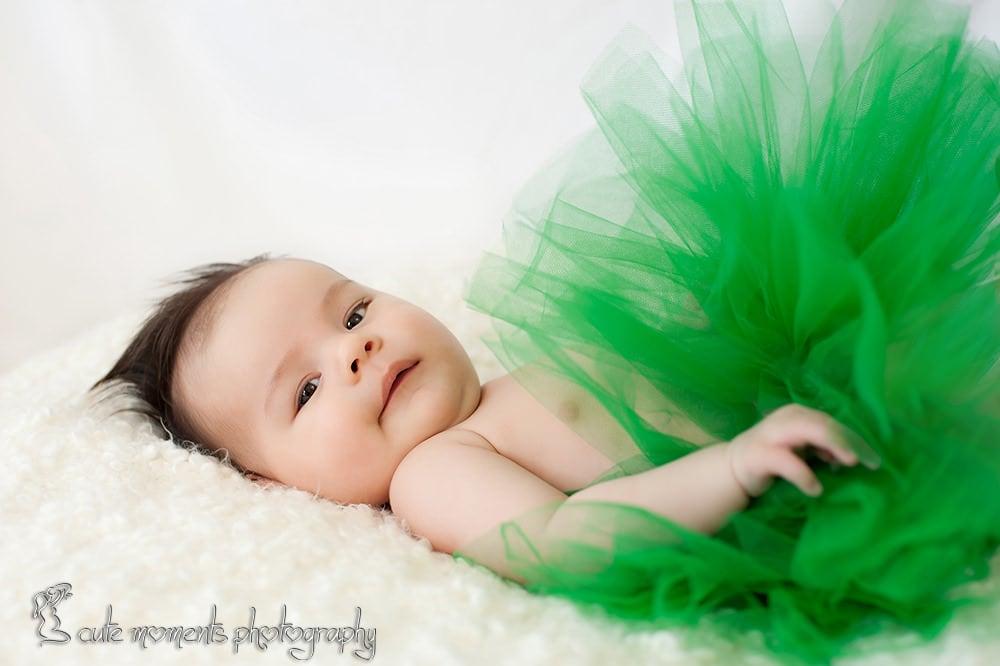 Bebelusii ar trebui pozati in fiecare zi!