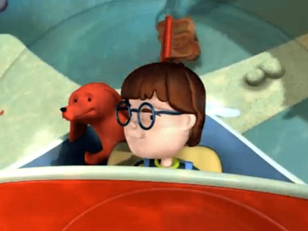 Alex in the Sea