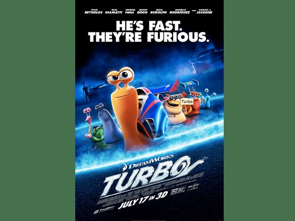 De văzut în cinema: Turbo 3D