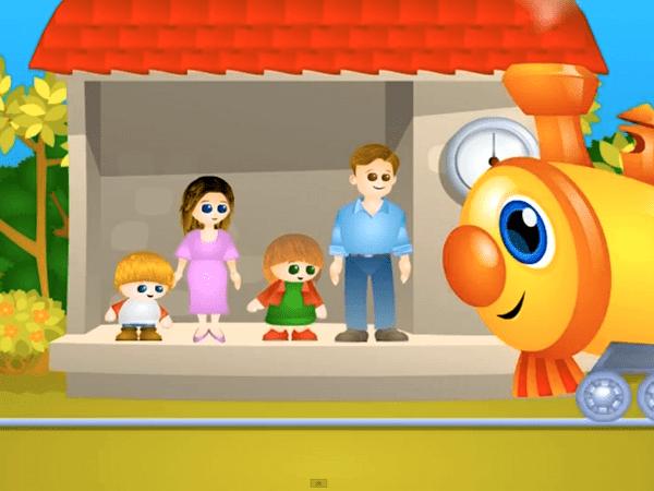 Desene animate pentru copiii mici