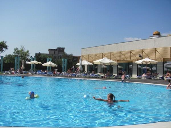 piscina Hotel Europa
