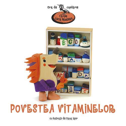 Carte Povestea vitaminelor
