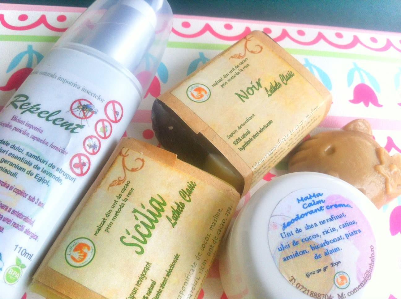 Naturalul pentru piele – se simte și miroase minunat