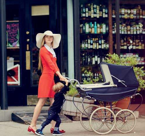 Mame chic – stiluri diferite | Stylish Moms