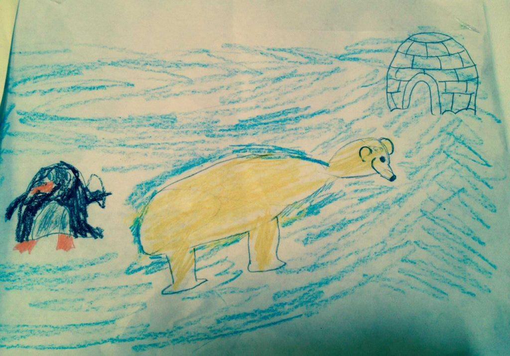 digital zoo desen