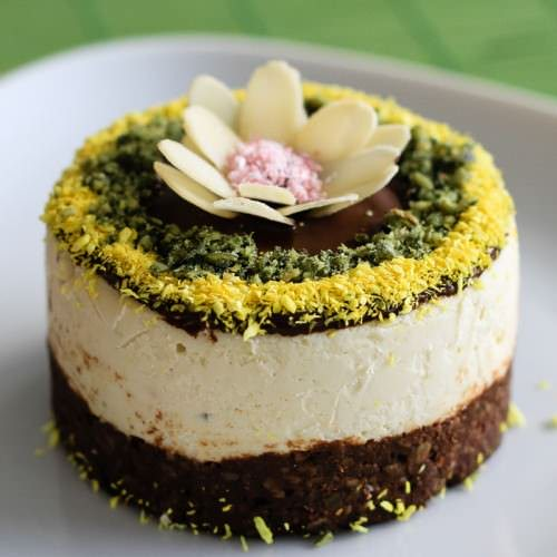 Deserturi delicioase și sănătoase – la Ostraw Vegan