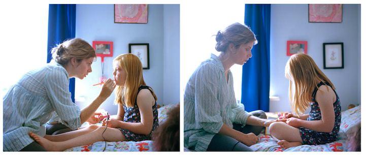Picture You, Picture me: proiect foto emoționant între mamă și fiică