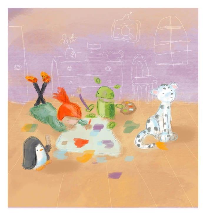 Hello Ruby, cartea care povestește pe înțelesul copiilor despre tehnologie
