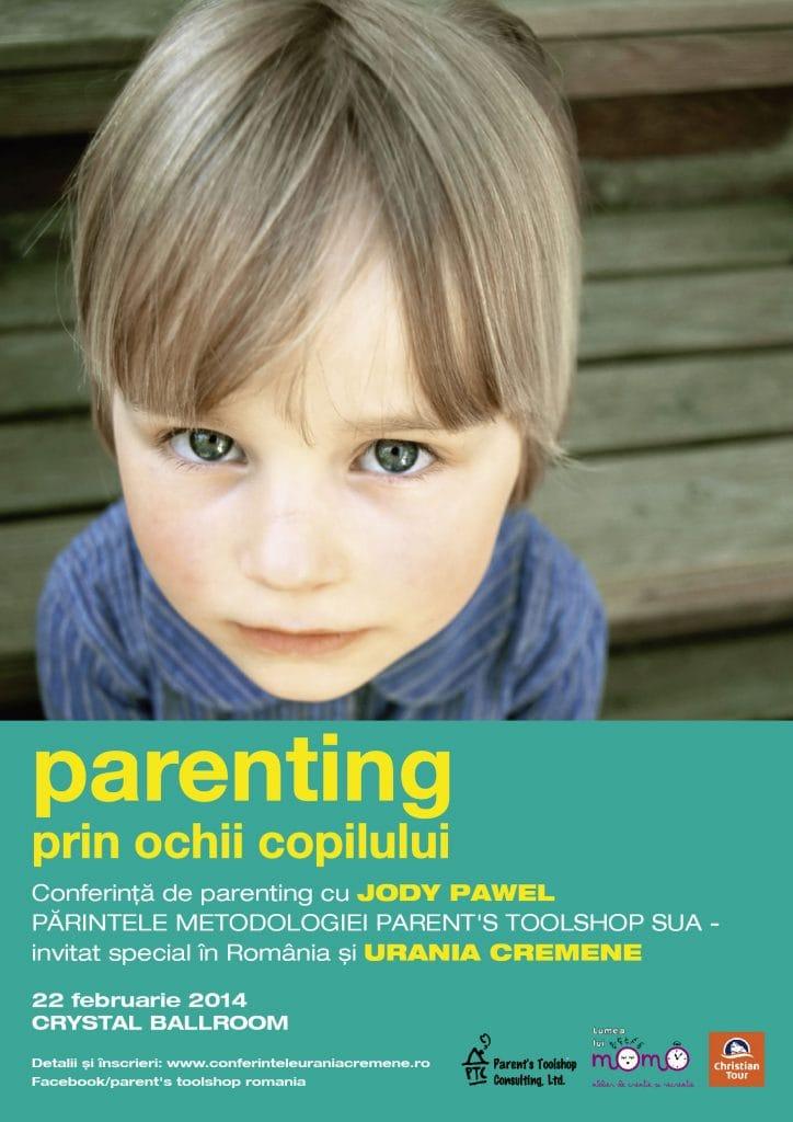 parenting prin ochii copilului