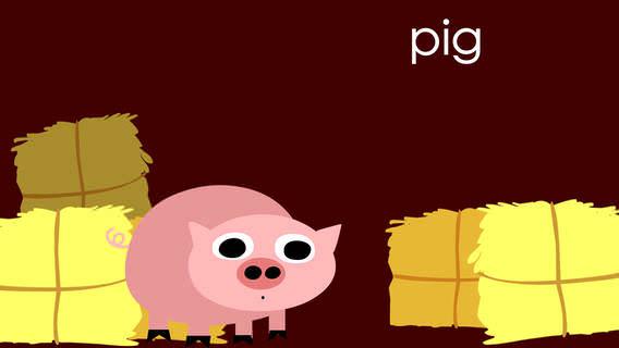 Peekaboo Barn, prima aplicație pentru a învăța engleza sau spaniola