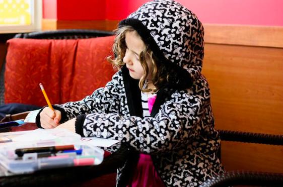 Laborator de scriere creativă pentru copii – pentru cei mai măricei