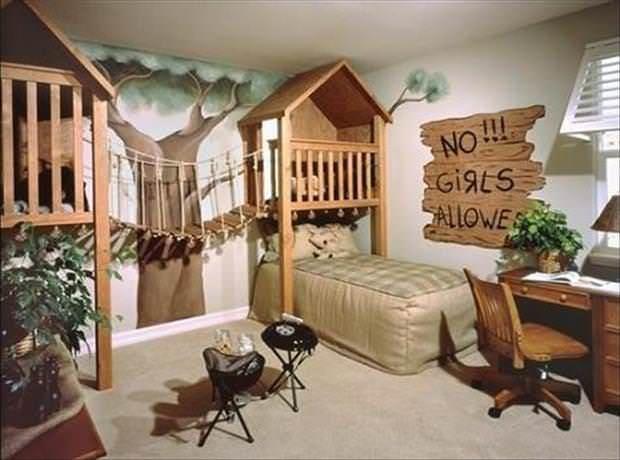 Dormitoare cu povești nemuritoare