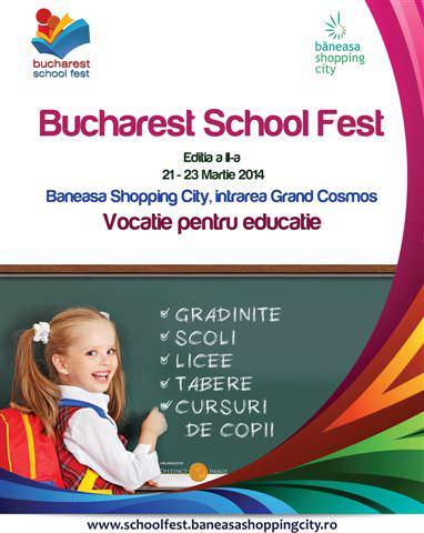 Invitație la un eveniment dedicat învățământului alternativ și multicultural – București
