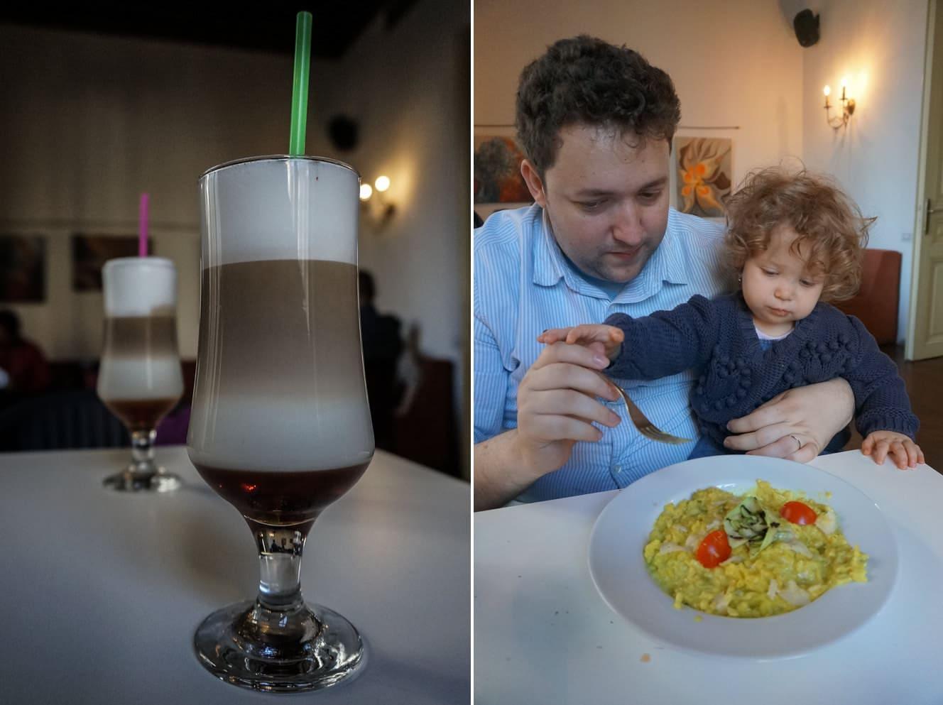 Top 3 cafenele in care sa mergi cu copilul